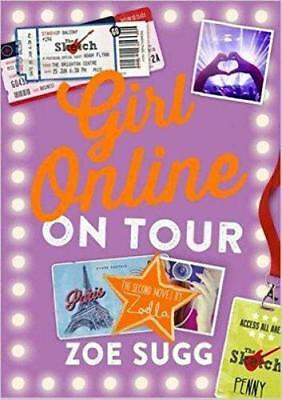 Girl Online: On Tour, Sugg, Zoe (Zoella) | Hardcover Book | Acceptable | 9780141
