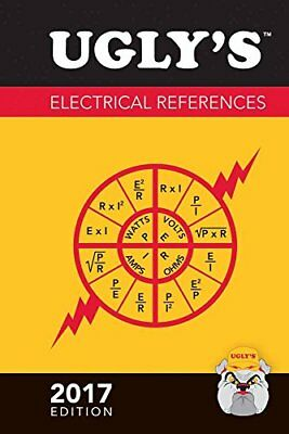 Ugly's Electrical References, 2017 Edition by Jones & Bartlett Learning
