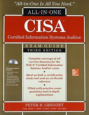 CISA Certified Information Systems Auditor All-in-One Exam Guide, Third Editi…