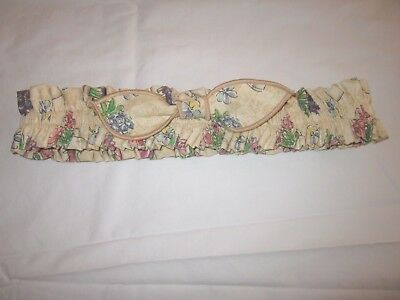 Longaberger Medium Garter with Bow - Early Blossoms - Easter / Spring
