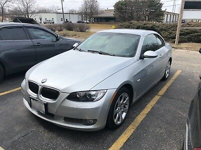 2009 BMW 3-Series  One-of-a-kind Silver 335i Turbo Convertible
