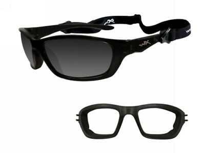 Wiley X WX-855 Brick Tactical Climate Control Sunglasses
