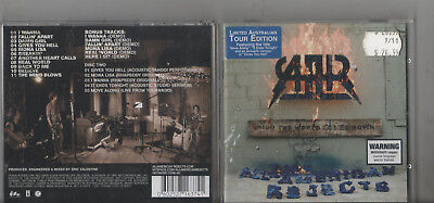 The All American Rejects - When The World Comes Down. 2 Cd Australian Tour Edit