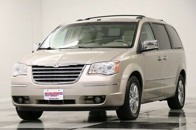 Chrysler Town & Country Limited Heated Leather Sunroof DVD Camera Light Sa 2009 Limited Heated Leather Sunroof DVD Camera Light Sa Used 4L V6 24V Automatic