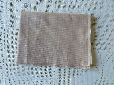 Antique Cotton Tiny Print Fabric For Dolls And Quilts #467