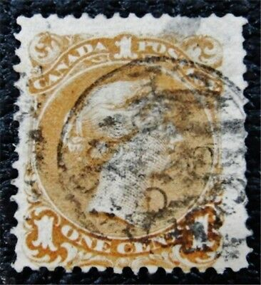 nystamps Canada Stamp # 23 Used $225
