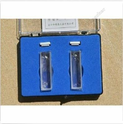 Fluorescence Quartz Cuvettes Cell Cuvette 1Pc hm