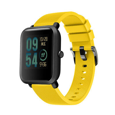 For Huami Amazfit Bip Youth Sport Silicon Band Replacement Strap Wirstband