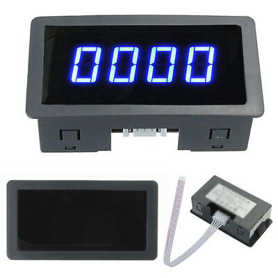 Speed Proximity Digital Led Npn Rpm Tachometer Switch Test Kit W/ Hall Sensor