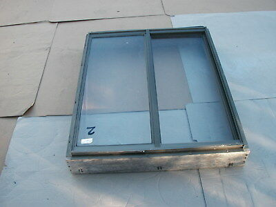 Aluminum Window - Complete With Blind