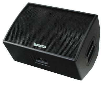 "Pronomic Mk12 Profi Dj Pa 12"" Passiv Monitor Multifunktions Box Speaker 600 Watt"