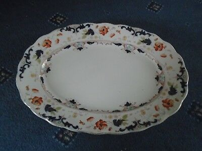 "Maple & Co "" Leighton ""  Large Serving Plate / Platter rg no # 300714"