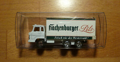 Hachenburger  Nr 01 / 1 - Ford  LKW - Pils -  ALT + OVP in PVC