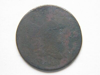 1797 Liberty Cap 1/2c  Cent Rare Key Date Type Coin Unknown Variety Half Cent
