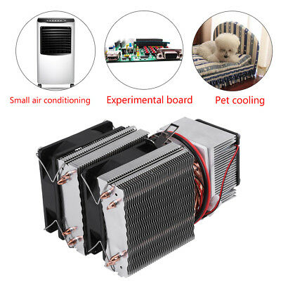 12V 180W Refrigeration Cooling Device Thermoelectric Cooler DIY Mini Fridge