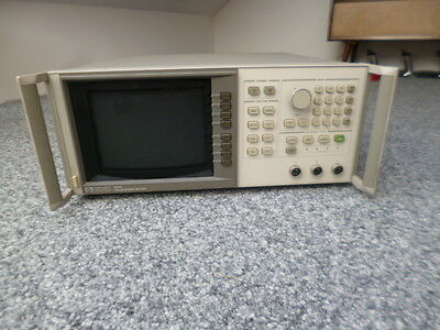 Scalar Networkanalyzer HP 8757E  Agilent/Keysight