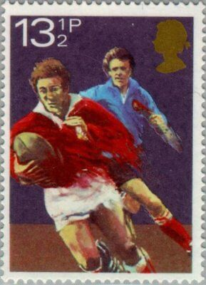 GREAT BRITAIN -1980- Sport Centenaries - Rugby - MNH Stamp - #925