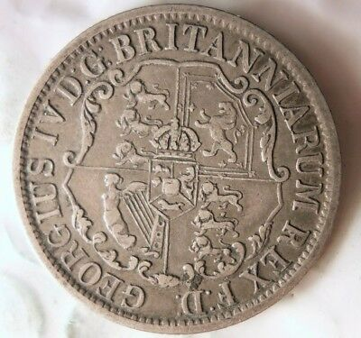 1822 BRITISH WEST INDIES 1/4 DOLLAR - HUGE VALUE - Rare Coin/Type - Lot #617