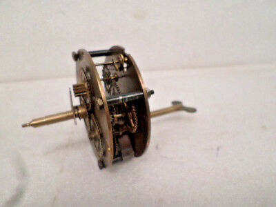 Mystery Swinger Movement Complete With Key