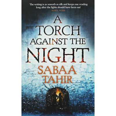 A Torch Against the Night by Sabaa Tahir (Paperback), Fiction Books, Brand New