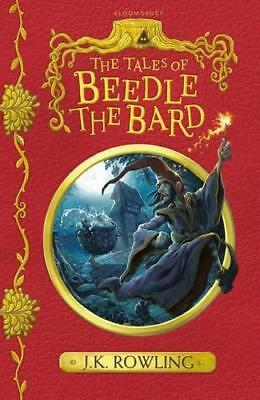 The Tales of Beedle the Bard by Rowling, J.K., NEW Book, (Hardcover) FREE & Fast