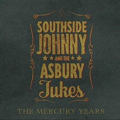 Southside Johnny And The Asbury Jukes - The Mercury Years - New Cd Box Set