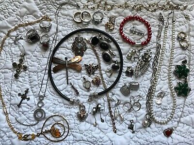 303g  All  Good With Stones Sterling Silver Jewelry, Sajen, Far Fetched <33¢/g