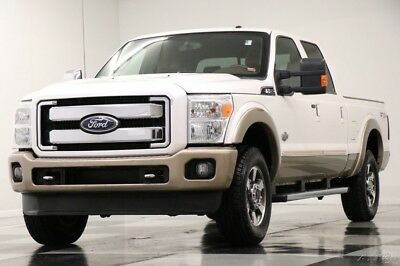 Ford F-250 Lariat Crew Cab Heated Cooled Leather DVD Navigati 2011 Lariat Crew Cab Heated Cooled Leather DVD Navigati Used 6.2L V8 16V 4WD