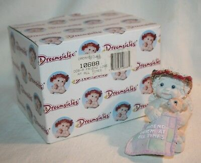 """1998 Cast Art Ind. Dreamsicles """"A Friend Loveth At All Times""""  With Box"""