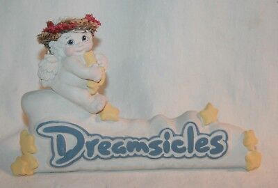 """1994 Cast Art Ind. Dreamsicles DC003 """"Dreamsicles Logo"""" Kristin 96, With Box"""