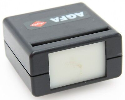 Agfa handheld 35mm single Slide Viewer BATTERIES NOT REQUIRED 370757