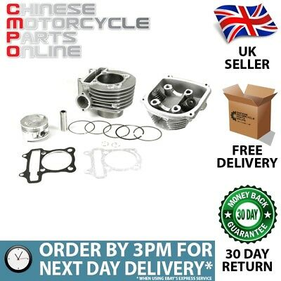 125cc Top End Kit Complete 152QMI (TECK09H)