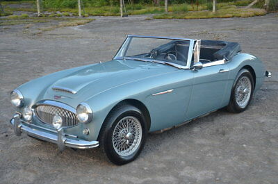 Austin Healey 3000  40 year ownership with a well documented Restoration on a HIGH INTEGRITY example