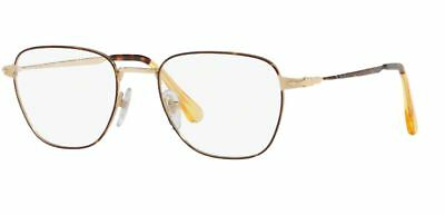 1f0a86d87f AUTHENTIC PERSOL 0PO2447V 1075 GOLD HAVANA Eyeglasses -  249.99 ...