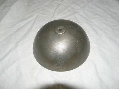 antique large cast iron bell for clock