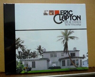 ERIC CLAPTON (5-CD + Blu-ray Set) Give Me Strength The '74/'75 Recordings SEALED
