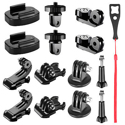 Neewer 15-in-1 Action Camera Accessory Kit Tripod Mount Adapter for GoPro Hero