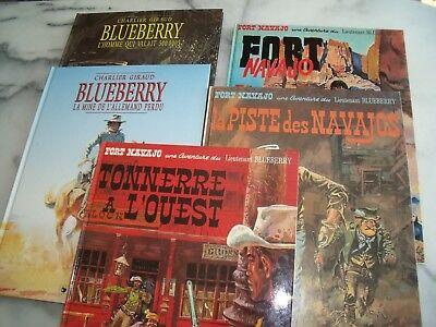Blueberry Lot 5 Albums Reed°