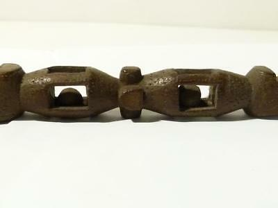 18thC Carved Wood Knitting Sheath 2 Balls in Cages Clog Shoe Finial Georgian