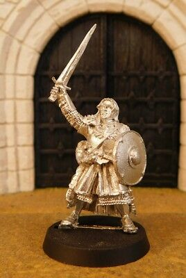 BOROMIR IN ARMOUR - Lord Of The Rings Metal Figure(s)