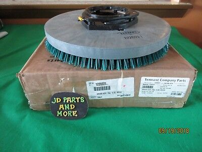 "New Genuine Tennant 14"" Pad Driver Assy 1220221 A5,t5,t5E,t20,t500,t500E, Nobles"
