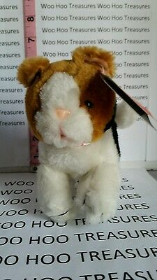 "1996 Ralston Purina Pets For People Cat Plush 5"" Tall"