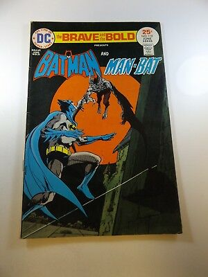 Brave and the Bold #119 FN- condition Huge auction going on now!