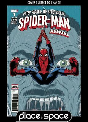 Peter Parker: The Spectacular Spider-Man Annual #1A (Wk25)