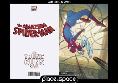 Amazing Spider-Man, Vol. 4 #801C - Young Guns Variant (Wk25)