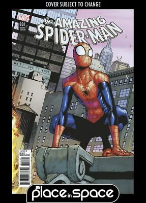 Amazing Spider-Man, Vol. 4 #801B - Ramos Connecting Variant (Wk25)