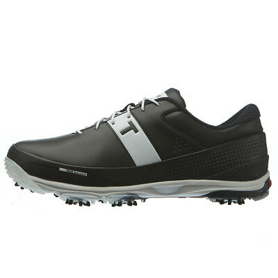 TRUE Linkswear Game Changer Pro Men's Golf Shoes - Black/White - 11.5 Medium