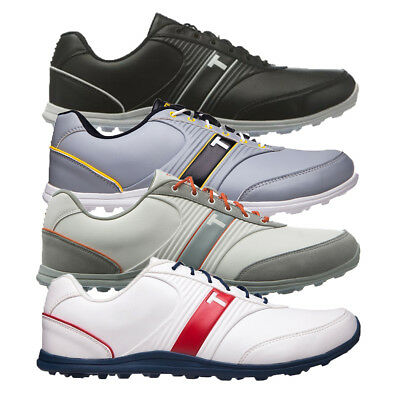 TRUE Linkswear Motion Men's Spikeless Golf Shoes - Pick Size & Color