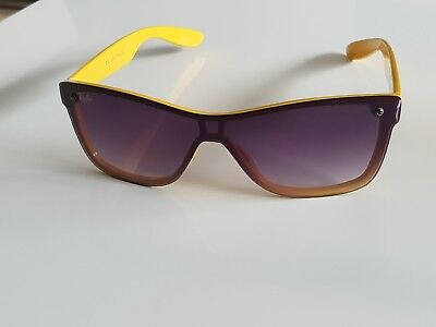 Ray-Ban 86185-1 Wayfarer Sonnenbrille Made in Italy Sunglasses Vintage Frame