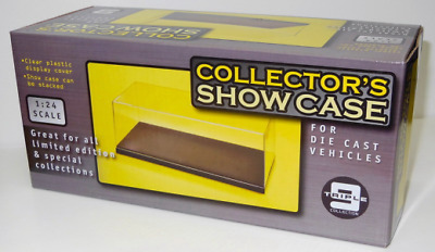 Triple 9 24000 Stackable Display Case for 1:24 Scale Cars